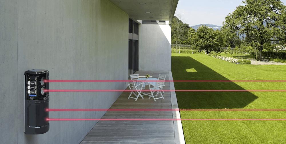 Sensor Perimeter Art
