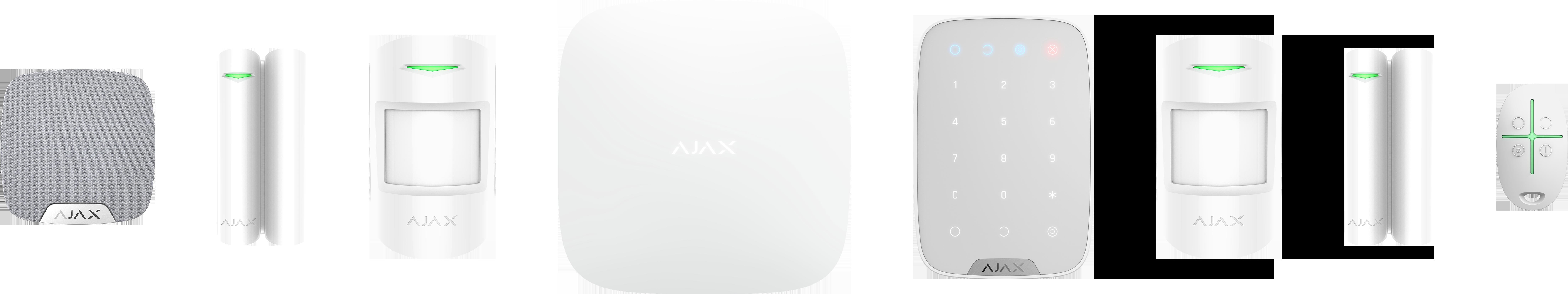 Ajax systeme