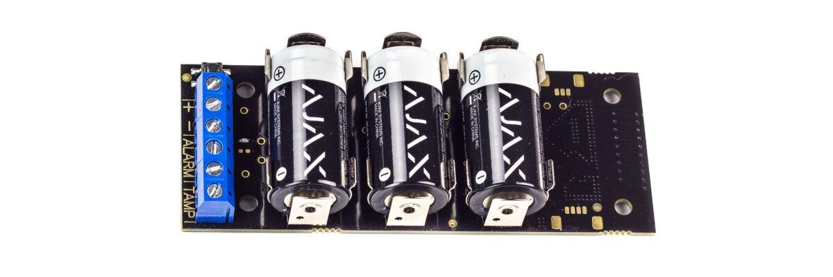 Wie man einen verdrahteten Sensor mit Ajax verbindet und was der Transmitter sonst noch leistet - Wie man einen verdrahteten Sensor mit Ajax verbindet und was der Transmitter sonst noch leistet