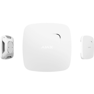 Ajax FireProtect Plus White (with CO) EU