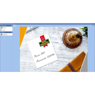 secuENTRY pro 7090 Hotel Software