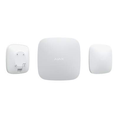 Ajax Hub 2 white EU