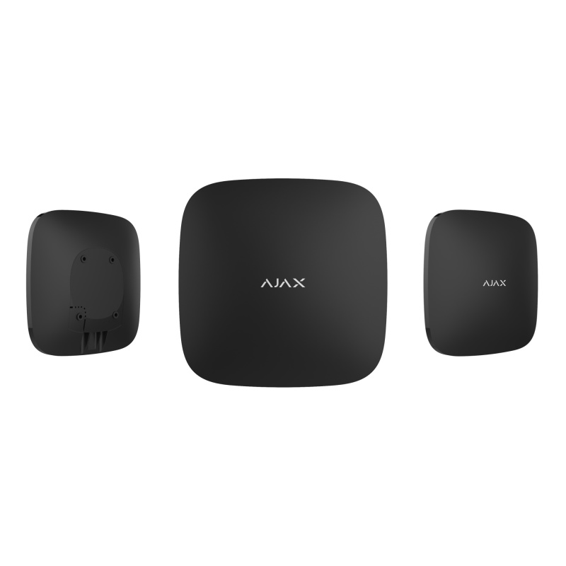 Ajax Hub 2 black EU