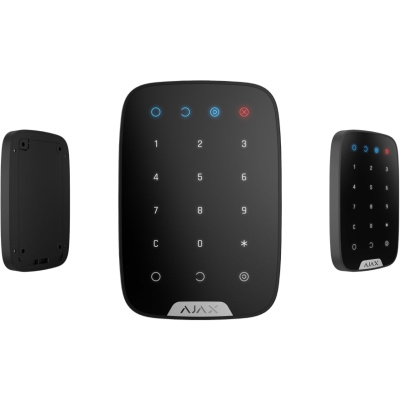 Ajax Keypad black EU