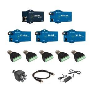 NVT | 4 - Kamera EoC System Kit