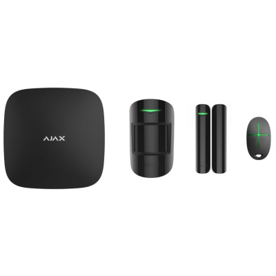 Ajax HubKit black EU