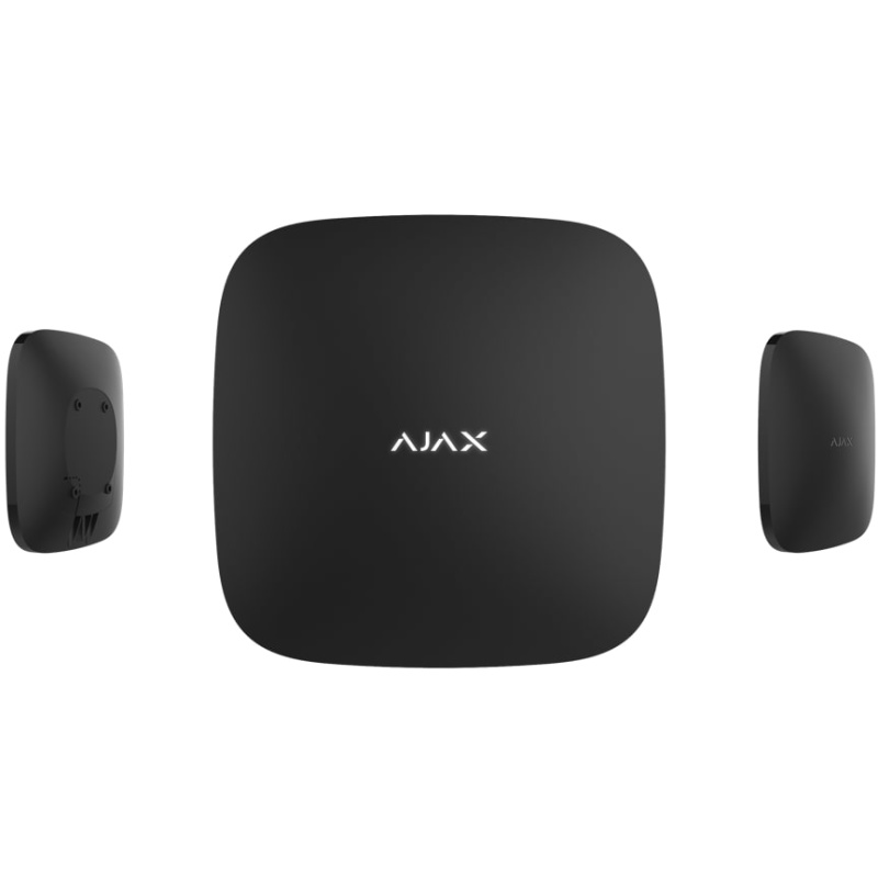Ajax Hub 2 Plus black EU
