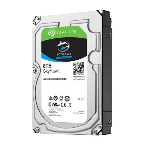 Seagate Skyhawk Festplatte 8TB