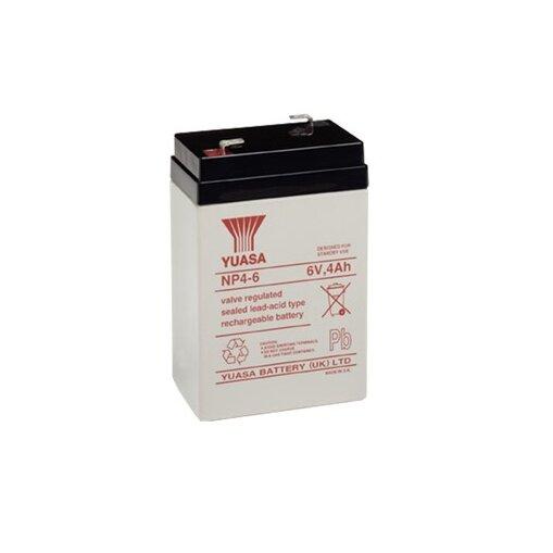 Smartcell Versiegelte Blei-Säure-Batterie 6V 4Ah