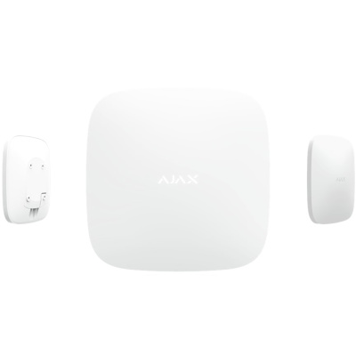 Ajax Hub Plus white EU